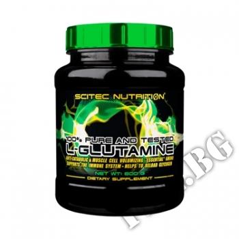 Съдържание » Цена » Прием »  L-Glutamine SN 300gr