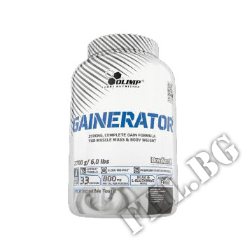 Съдържание » Цена » Прием » Gainerator 1000 gr