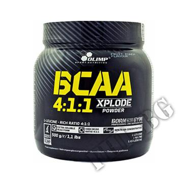 Съдържание » Цена » Прием » Bcaa 4:1:1 Xplode Powder