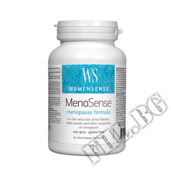 Действие на MenoSense Menopause Formula мнения.Най-ниска цена от Fhl.bg-хранителни добавки София