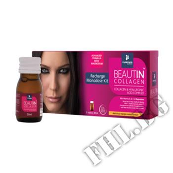 Съдържание » Цена » Прием » Collagen + Magnesium 5 x 30 ml
