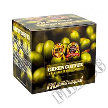 Съдържание » Цена » Прием »  GREEN COFFEE and L-Carnitine 3000мг
