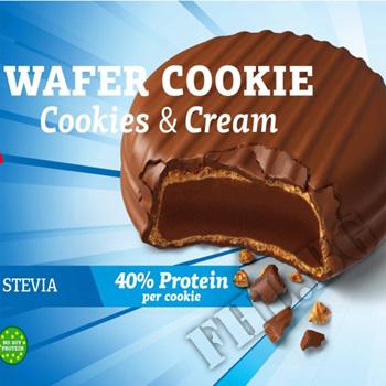 Действие на Wafer Cookie 60 gr мнения.Най-ниска цена от Fhl.bg-хранителни добавки София