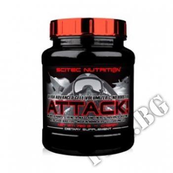 Съдържание » Цена » Прием »  Attack 2.0 320g