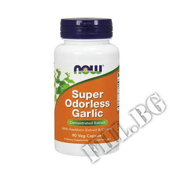 Действие на Super Odorless Garlic мнения.Най-ниска цена от Fhl.bg-хранителни добавки София