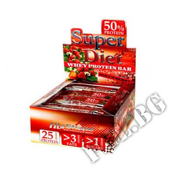 Действие на Super diet protein bar  мнения.Най-ниска цена от Fhl.bg-хранителни добавки София