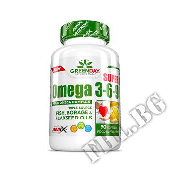Съдържание » Цена » Прием »  Super Omega 3-6-9 90 Soft.