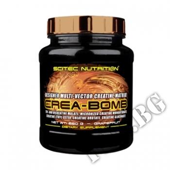 Съдържание » Цена » Прием » Crea-bomb 660 gr
