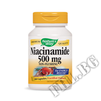 Съдържание » Цена » Прием » Niacinamide Non-Flushing