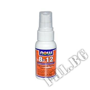 Действие на Витамин B12 липозомен спрей мнения.Най-ниска цена от Fhl.bg-хранителни добавки София