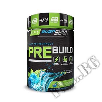 Действие на PRE Build / 20 Serv. мнения.Най-ниска цена от Fhl.bg-хранителни добавки София