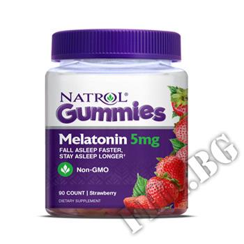 Действие на Melatonin Gummies 10mg 90 gummies мнения.Най-ниска цена от Fhl.bg-хранителни добавки София
