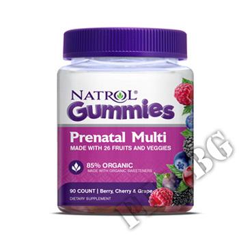 Действие на Prenatal Multi Gummies 90 gummies мнения.Най-ниска цена от Fhl.bg-хранителни добавки София