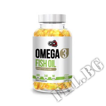 Съдържание » Цена » Прием »  Fish Oil 480 EPA / DHA 240 - 200 Softgels