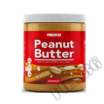 Действие на Peanut Butter 1000 grams crunchy мнения.Най-ниска цена от Fhl.bg-хранителни добавки София