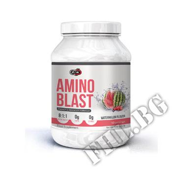 Съдържание » Цена » Прием » AMINO BLAST 1350gr