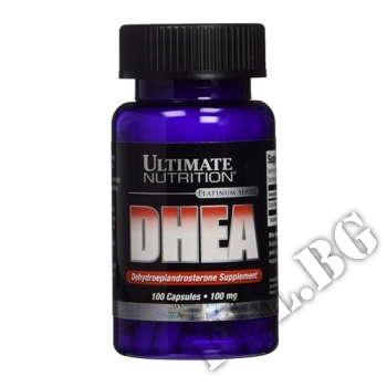 Съдържание » Цена » Прием »  Ultimate DHEA 100 mg 100 Caps