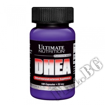 Съдържание » Цена » Прием »  Ultimate DHEA 50 mg 100 Caps
