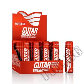 Съдържание » Цена » Прием »  GUTAR ENERGY SHOT 20 X 60 ML