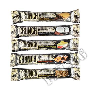 Съдържание » Цена » Прием » Warrior Crunch bar