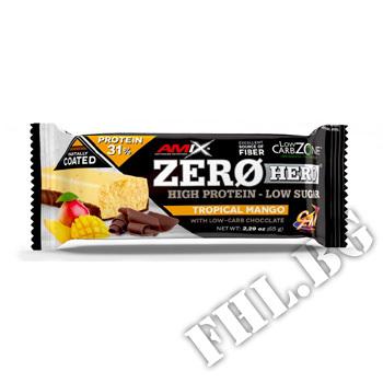 Действие на  Zero Hero Protein Bar мнения.Най-ниска цена от Fhl.bg-хранителни добавки София
