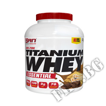 Съдържание » Цена » Прием »  100 % Pure Titanium Whey Essential 2275 gr