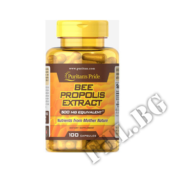 Съдържание » Цена » Прием » Bee Propolis 500 mg