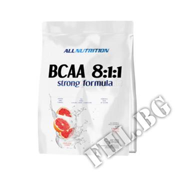 Действие на BCAA 8:1:1 Strong Formula 200 gr мнения.Най-ниска цена от Fhl.bg-хранителни добавки София