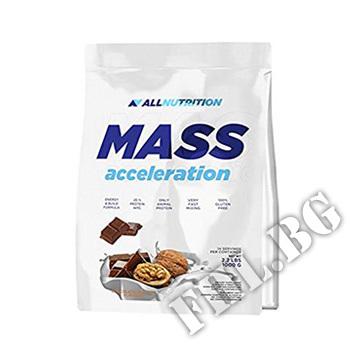 Съдържание » Цена » Прием » Mass Acceleration 1000 gr