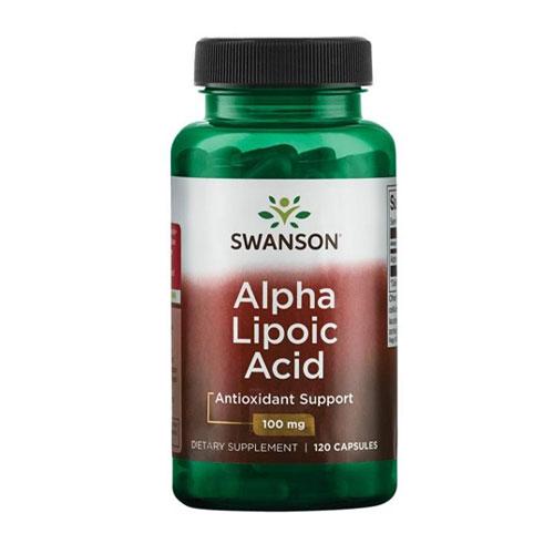 Съдържание » Цена » Прием »  Alpha Lipoic Acid  100 mg 120 cap