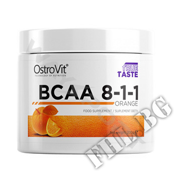 Съдържание » Цена » Прием »  BCAA 8-1-1 200 G / 0,44 LB