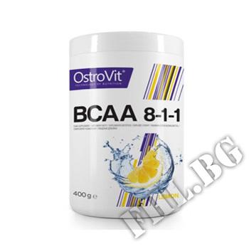 Съдържание » Цена » Прием »  BCAA 8:1:1, 400 Grams
