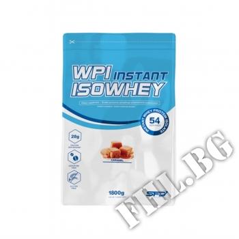 Действие на WPI Isowhey Instant 1800 gr мнения.Най-ниска цена от Fhl.bg-хранителни добавки София