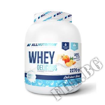 Съдържание » Цена » Прием » Whey Delicious Protein 2270g