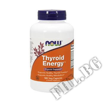 Съдържание » Цена » Прием »  Thyroid Energy 180 caps