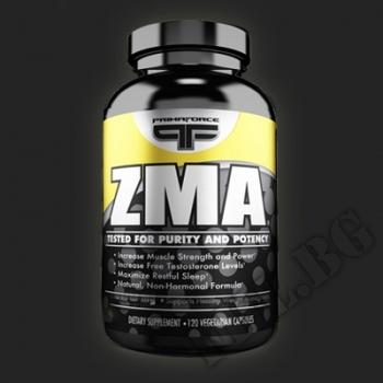 Съдържание » Цена » Прием » ZMA 180 caps.