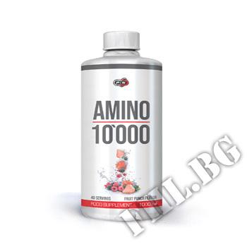 Съдържание » Цена » Прием » Amino 10 000 - 1000 ml