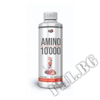Съдържание » Цена » Прием » Amino 10 000 - 500 ml