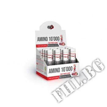 Съдържание » Цена » Прием » Amino 10 000 - 25 ml