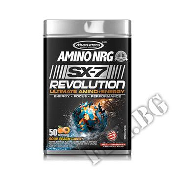Действие на Amino NRG SX-7 Revolution - 550 g мнения.Най-ниска цена от Fhl.bg-хранителни добавки София