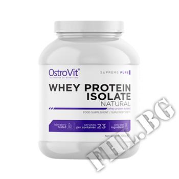 Действие на Whey Protein Isolate 90 Instant  - 700g Natural мнения.Най-ниска цена от Fhl.bg-хранителни добавки София