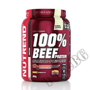 Съдържание » Цена » Прием » 100% Beef Protein - 900g