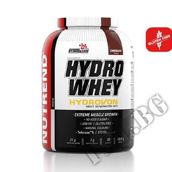 Съдържание » Цена » Прием » Hydro Whey - 1600g
