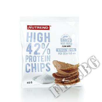 Действие на High Protein Chips - 40g мнения.Най-ниска цена от Fhl.bg-хранителни добавки София