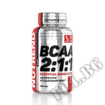 Съдържание » Цена » Прием » BCAA 2:1:1 - 150 tabs
