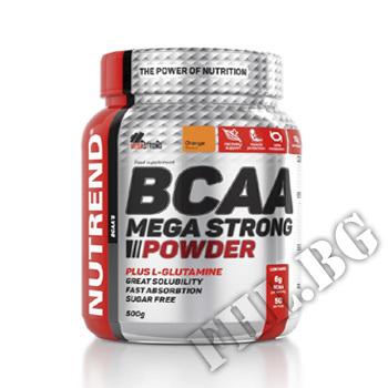 Действие на BCAA Energy Mega Strong Powder - 500g мнения.Най-ниска цена от Fhl.bg-хранителни добавки София