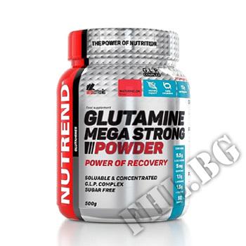 Действие на Glutamine Mega Strong Powder - 500g мнения.Най-ниска цена от Fhl.bg-хранителни добавки София