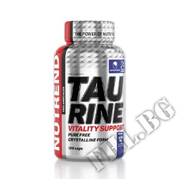 Съдържание » Цена » Прием » Taurine - 120 Caps