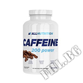 Съдържание » Цена » Прием » Caffeine - 100 Caps