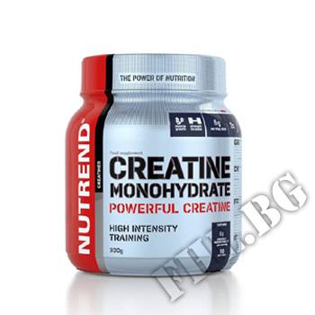 Действие на Creatine Monohydrate - 300g мнения.Най-ниска цена от Fhl.bg-хранителни добавки София